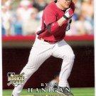 RYAN HANIGAN 2008 Upper Deck First Edition ROOKIE Card #267 Cincinnati Reds FREE SHIPPING