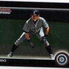 ICHIRO SUZUKI 2010 Bowman CHROME Card #129 Seattle Mariners FREE SHIPPING Baseball 129