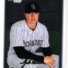 JORDAN PACHECO 2010 Bowman CHROME Prospects 1st ROOKIE Card #BCP135 Colorado Rockies FREE SHIPPING