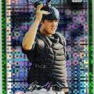 BUCK AFENIR 2010 Bowman Chrome Green REFRACTOR Xfractor ROOKIE Card #BCP169 New York Yankees