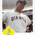 WILLIE MCCOVEY 2003 Fleer Tradition SHORT PRINT Card #83 San Francisco Giants FREE SHIPPING Baseball