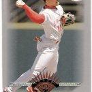 BARRY LARKIN 1997 Leaf Card #55 Cincinnati Reds FREE SHIPPING Baseball 55 Donruss