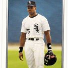 FRANK THOMAS 1991 O-Pee-Chee ROOKIE Card #121 Chicago White Sox FREE SHIPPING Baseball 121 RC