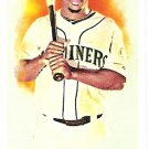 CHONE FIGGINS 2010 Topps Allen & Ginter Mini SHORT PRINT Card #311 Seattle Mariners FREE SHIPPING