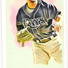 DAVID PRICE 2010 Topps Allen & Ginter A&G BACK Mini INSERT Card #132 Tampa Bay Rays FREE SHIPPING