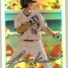 MARCUS KNECHT 2010 Bowman Draft Picks & Prospects REFRACTOR Chrome ROOKIE Card BDPP27 Blue Jays