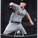 CLAYTON KERSHAW 2010 Bowman Platinum Card #74 Los Angeles Dodgers FREE SHIPPING Baseball 74