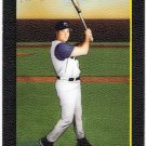 MIKE SWEENEY 2005 Topps Turkey Red BLACK Border Parallel INSERT Card #103 Kansas City Royals 103