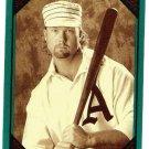 MARK MCGWIRE 1993 Donruss Studio Heritage INSERT Card #4 Oakland A's FREE SHIPPING Baseball 4