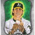 BARRY ZITO 2003 Donruss Diamond Kings INSERT Card #14 Oakland A's FREE SHIPPING Baseball