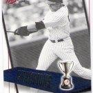 BERNIE WILLIAMS 2002 Donruss Originals Champions INSERT Card #C-11 #'d 732/800 New York Yankees