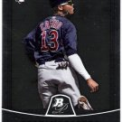 STARLIN CASTRO 2010 Bowman Platinum ROOKIE Card #96 Chicago Cubs FREE SHIPPING Baseball RC 96