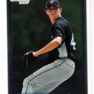 AARON SANCHEZ 2010 Bowman Draft Picks & Prospects CHROME 1st ROOKIE Card #BDPP74 Toronto Blue Jays
