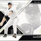 ROGER CLEMENS 2003 Upper Deck SPx SHORT PRINT Card #79 New York Yankees FREE SHIPPING Baseball