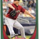 WANDY RODRIGUEZ 2011 Bowman GREEN Insert Card #160 #'d 177/450 Houston Astros FREE SHIPPING Baseball