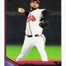 JOHN SMOLTZ 2011 Topps Lineage Card #94 ATLANTA BRAVES Baseball FREE SHIPPING