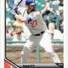 MATT KEMP 2011 Topps Lineage Card #49 Los Angeles Dodgers FREE SHIPPING 49 Baseball