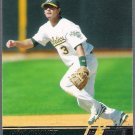 ERIC CHAVEZ 2008 Topps Stadium Club Card #40 Oakland A's FREE SHIPPING 40 Baseball Athletics