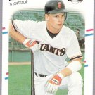 MATT WILLIAMS 1988 Fleer ROOKIE Card #101 San Francisco Giants FREE SHIPPING Baseball 101 RC