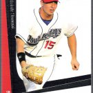 DAVID COOPER 2009 Tristar Projections ROOKIE Card #195 Toronto Blue Jays FREE SHIPPING Doubledays