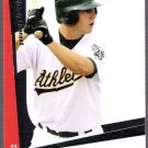DUSTY COLEMAN 2009 Tristar Projections ROOKIE Card #70 Oakland A's FREE SHIPPING AZL Athletics