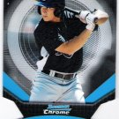 JOSH SALE 2011 Bowman CHROME Futures INSERT Card #20 Tampa Bay Rays FREE SHIPPING 20