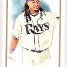 MANNY RAMIREZ 2011 Topps Allen & Ginter SHORT PRINT Mini A&G Back INSERT Card #316 Tampa Bay Rays