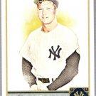 MICKEY MANTLE 2011 Topps Allen & Ginter Card #7 New York Yankees FREE SHIPPING Baseball 7 HOF