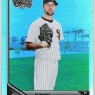 JOHN DANKS 2011 Topps Lineage Diamond Anniversary REFRACTOR INSERT Card #134 Chicago White Sox