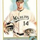 JOHN BUCK 2011 Topps Allen & Ginter SHORT PRINT Insert Card #302 Florida Marlins FREE SHIPPING