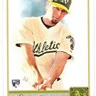 ERIC SOGARD 2011 Topps Allen & Ginter ROOKIE Card #36 Oakland A's FREE SHIPPING Baseball 36 RC