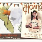 ANDREW MCCUTCHEN 2011 Topps Allen & Ginter Hometown Heroes INSERT Card #HH12 Pittsburgh Pirates