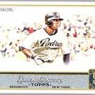ORLANDO HUDSON 2011 Topps Allen & Ginter SHORT PRINT Card #323 San Diego Padres FREE SHIPPING