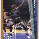 SHAQUILLE O'NEAL 1992-93 Fleer ROOKIE Card #401 Orlando Magic FREE SHIPPING Basketball