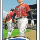 FREDDIE FREEMAN 2012 Topps Card #215 Atlanta Braves FREE SHIPPING Baseball 215
