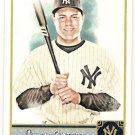 RUSSELL MARTIN 2011 Topps Allen & Ginter SHORT PRINT Card #348 New York Yankees FREE SHIPPING