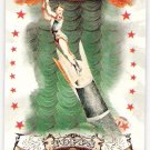 THE HUMAN CANNONBALL 2011 Topps Allen & Ginter MINI Step Right Up INSERT Card #SRU5 FREE SHIPPING