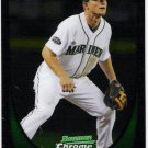 KYLE SEAGER 2011 Bowman CHROME Draft ROOKIE Card #103 Seattle Mariners FREE SHIPPING Baseball 103