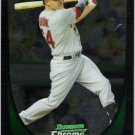 ANDREW BROWN 2011 Bowman CHROME ROOKIE Card #17 St Louis Cardinals FREE SHIPPING Baseball RC 17