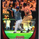 BILLY BUTLER 2011 Bowman CHROME REFRACTOR Card #99 Kansas City Royals FREE SHIPPING Baseball