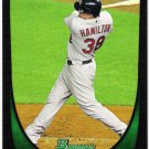 MARK HAMILTON 2011 Bowman Draft ROOKIE Card #44 St Louis Cardinals FREE SHIPPING Baseball 44