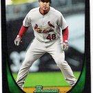 TONY CRUZ 2011 Bowman Draft ROOKIE Card #27 St Louis Cardinals FREE SHIPPING Baseball 27