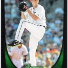 JACOB TURNER 2011 Bowman Draft ROOKIE Card #107 DETROIT TIGERS Baseball FREE SHIPPING 107