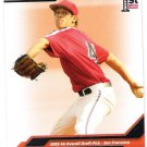 ZACK WHEELER 2009 Tristar Prospects Plus ROOKIE Card #6 SAN FRANCISCO GIANTS Baseball FREE SHIPPING