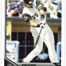 FRANK THOMAS 2011 Topps Lineage Card #181 CHICAGO WHITE SOX Baseball FREE SHIPPING 181
