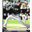 CHRIS SALE 2011 Topps Lineage ROOKIE Card #29 CHICAGO WHITE SOX Baseball FREE SHIPPING RC 29
