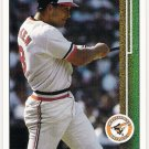 CAL RIPKEN JR 1989 Upper Deck Card #467 BALTIMORE ORIOLES Baseball FREE SHIPPING 467