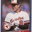 CAL RIPKEN JR 1986 Donruss Card #210 BALTIMORE ORIOLES Baseball FREE SHIPPING 210