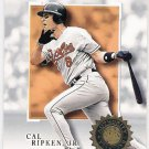 CAL RIPKEN JR 2001 Fleer Authority Card #33 BALTIMORE ORIOLES Baseball FREE SHIPPING 33