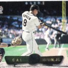 CAL RIPKEN JR 2002 Fleer Ultra Card #8 BALTIMORE ORIOLES Baseball FREE SHIPPING 8